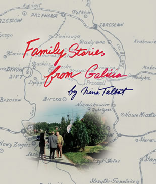 Book cover of Family Trees of Galicia.